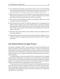 Agile Software Engineering - Produktdetailbild 4