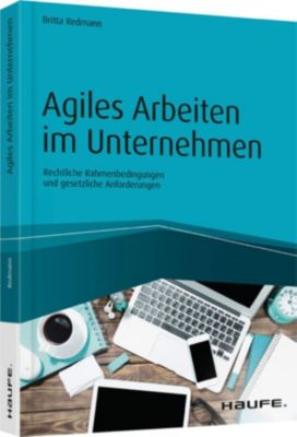 Agiles Arbeiten im Unternehmen, Britta Redmann