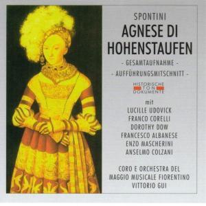 Agnese Di Hohenstaufen, Coro E Orch.Del Maggio Musical