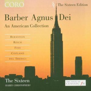 Agnus Dei / The Hour-Glass, Leonard, Hoffnung, Christophers, The Sixteen