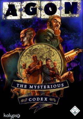 Agon: The Mysterious Codex (Pcn), Pc Spiele