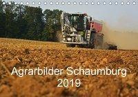 Agrarbilder Schaumburg 2019 (Tischkalender 2019 DIN A5 quer), Simon Witt