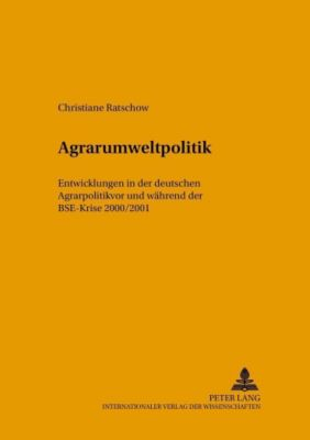 Agrarumweltpolitik, Christiane Ratschow