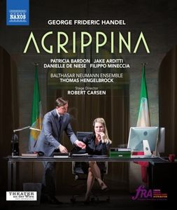 Agrippina, Bardon, Arditti, Hengelbrock, BalthasarNeumannEns.