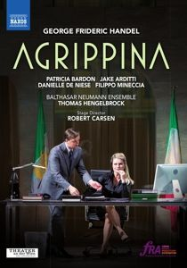 Agrippina, Bardon, Arditti, Niese, Mineccia, Hengelbrock, Bne