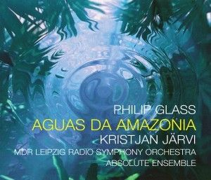 Aguas Da Amazonia, Kristjan Järvi, MDR Leipzig So, Absolute Ensemble