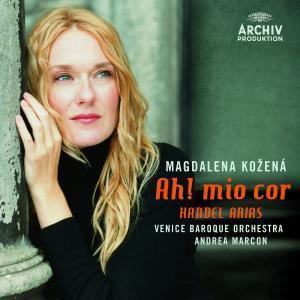 'Ah! mio cor' Handel: Arias, Georg Friedrich Händel
