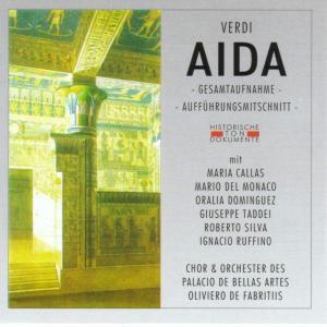 Aida, Chor & Orch.D.Palacio De Bella