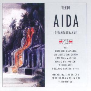 Aida, Orch.Sinf.E Coro Di Roma Della Rai