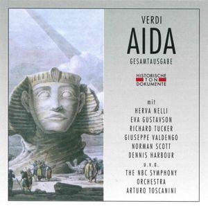 Aida (Ga), Nelli, Tucker, Toscanini, Nbcso
