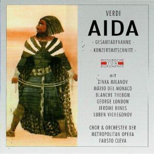 Aida (Ga), Chor & Orch.Der Metropolitan Opera
