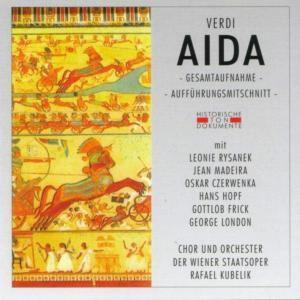 Aida (Ga), Chor & Orchester Der Wiener Staatsoper