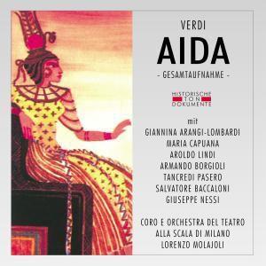 Aida (Ga), Coro E Orchestra Del Teatro Alla Scala Di Milano