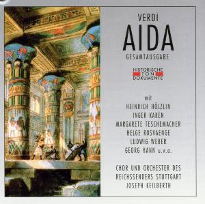 Aida (Ga), Chor+Or.Reichssender Stuttgart