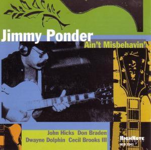 Ain'T Misbehavin, Jimmy Ponder