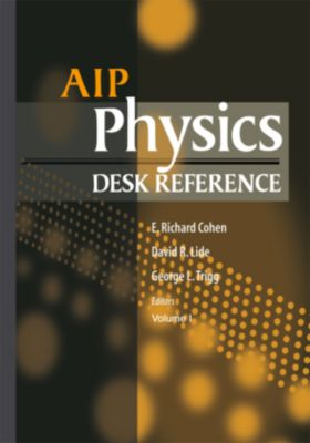 AIP Physics Desk Reference