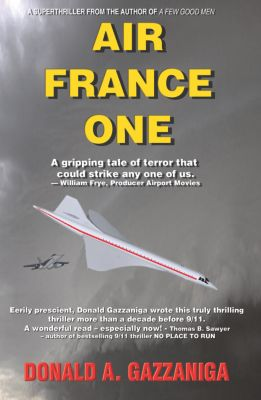 Air France One, Donald A. Gazzaniga