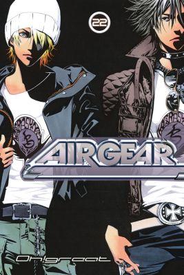 Air Gear 22, Oh!great