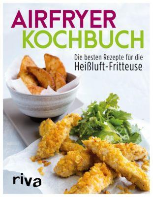 Airfryer-Kochbuch, Riva Verlag