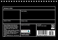 Airliner in Köln (Tischkalender 2019 DIN A5 quer) - Produktdetailbild 5