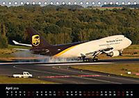 Airliner in Köln (Tischkalender 2019 DIN A5 quer) - Produktdetailbild 4