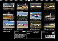 Airliner in Köln (Wandkalender 2019 DIN A3 quer) - Produktdetailbild 13