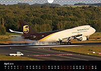Airliner in Köln (Wandkalender 2019 DIN A4 quer) - Produktdetailbild 8