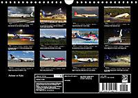 Airliner in Köln (Wandkalender 2019 DIN A4 quer) - Produktdetailbild 11