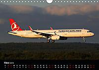Airliner in Köln (Wandkalender 2019 DIN A4 quer) - Produktdetailbild 3