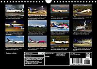 Airliner in Köln (Wandkalender 2019 DIN A4 quer) - Produktdetailbild 13