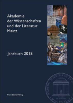 Akademie der Wissenschaften und der Literatur Mainz - Jahrbuch 2018, m. CD-ROM