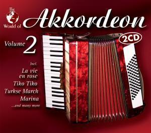 Akkordeon 2, Diverse Interpreten