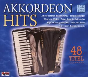 Akkordeon Hits, Diverse Interpreten