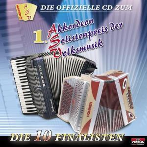 Akkordeon Solistenpreis der Voklsmusik