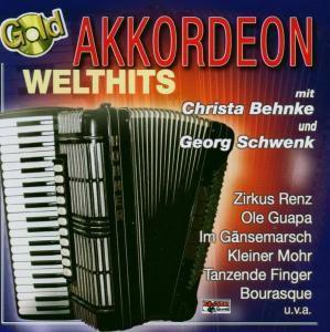 Akkordeon Welthits, Christa Behnke, Georg Schwenk