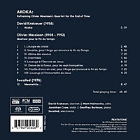 Akoka: Reframing Messiaens Quartet... - Produktdetailbild 1