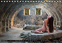 Aktfotografie in alten Mühlen (Tischkalender 2019 DIN A5 quer) - Produktdetailbild 2