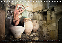 Aktfotografie in alten Mühlen (Tischkalender 2019 DIN A5 quer) - Produktdetailbild 9
