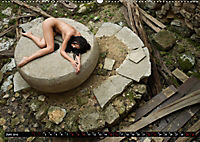 Aktfotografie in alten Mühlen (Wandkalender 2019 DIN A2 quer) - Produktdetailbild 6
