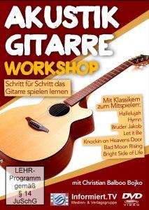 Akustik Gitarre Workshop, Christian Balboo Bojko