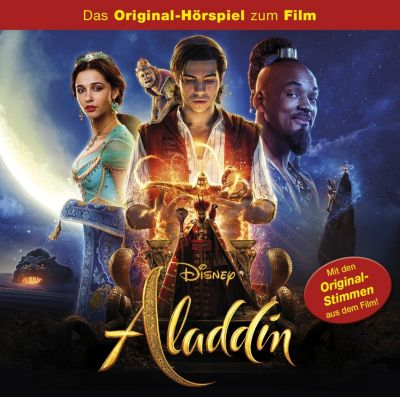 Aladdin (2019), 1 Audio-CD -  pdf epub