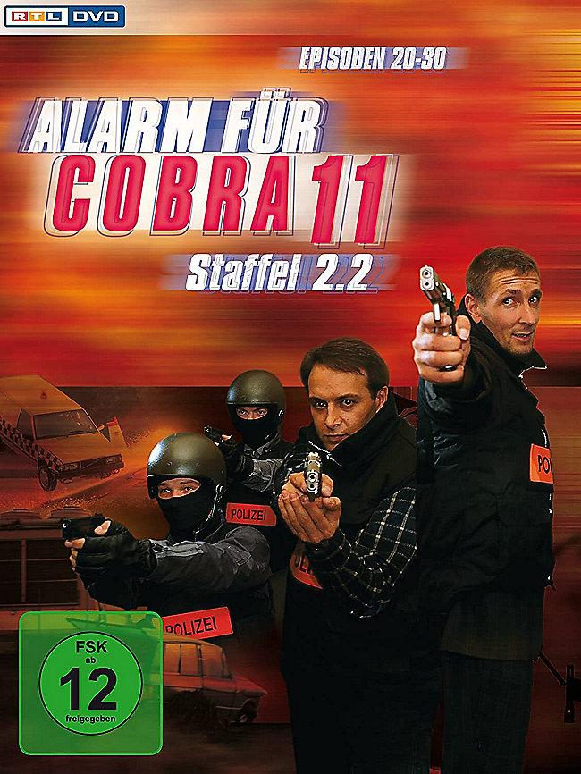 Alarm Für Cobra 11 Staffel 22 Dvd Bei Weltbildde Bestellen