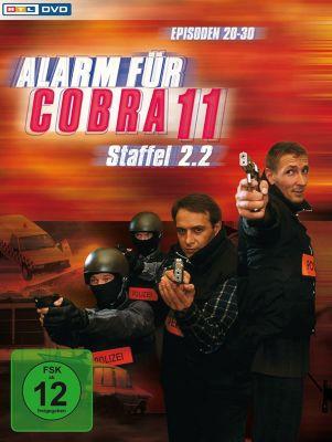 Alarm für Cobra 11 - Staffel 2.2, Alarm für Cobra 11