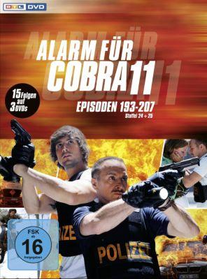 Alarm für Cobra 11 - Staffel 24 + 25, Alarm Für Cobra 11