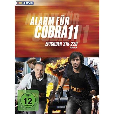 alarm f r cobra 11 staffel 27 dvd bei bestellen. Black Bedroom Furniture Sets. Home Design Ideas