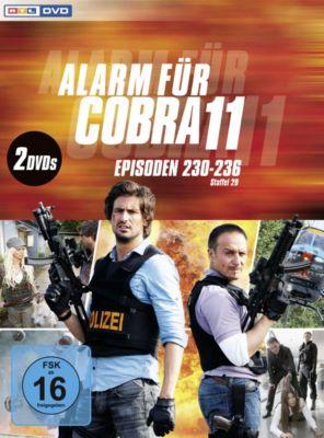 Alarm für Cobra 11 - Staffel 29, Diverse Interpreten