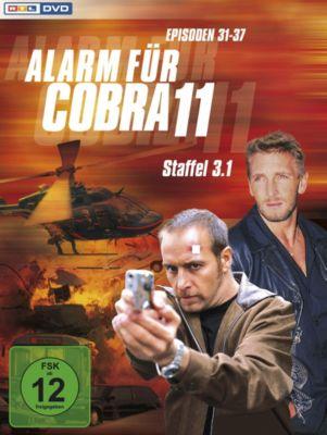 Alarm für Cobra 11 - Staffel 3.1, Dvd-action