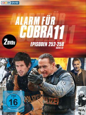 Alarm für Cobra 11 - Staffel 32, Diverse Interpreten