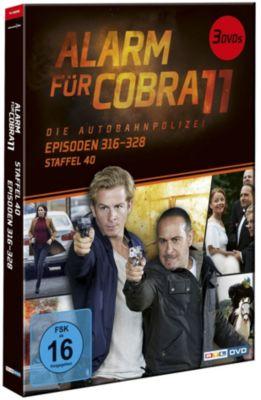 Alarm für Cobra 11 - Staffel 40, Diverse Interpreten