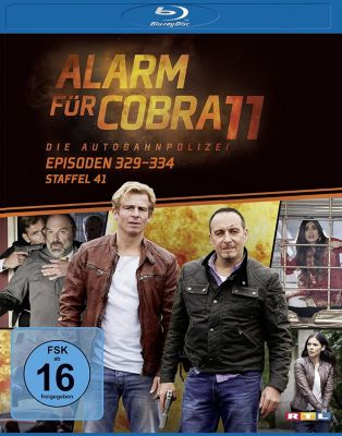 Alarm für Cobra 11 - Staffel 41, Diverse Interpreten